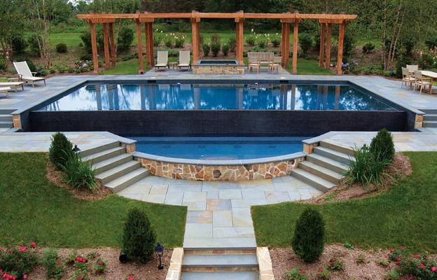 When it comes to swimming pool installation there's only one way to get it  right - ASPIRE DESIGN AND HOME