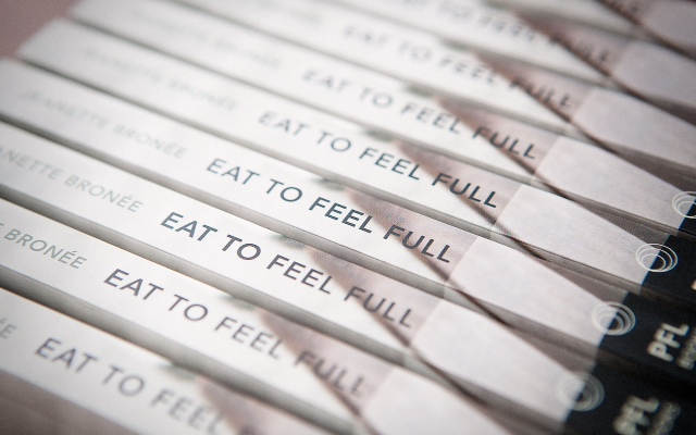 eat to feel full