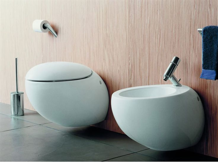 Stefano Giovannoni Tech Toilet
