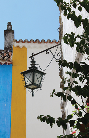 Lantern-Obidos