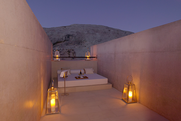 Amangiri- Pool Suite Sky Lounge