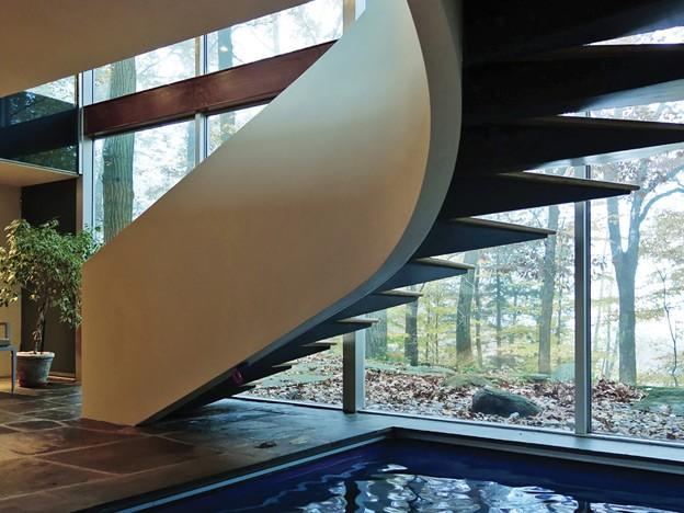 Neutra-Staircase