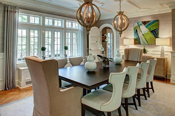 71 Designer Dining Rooms