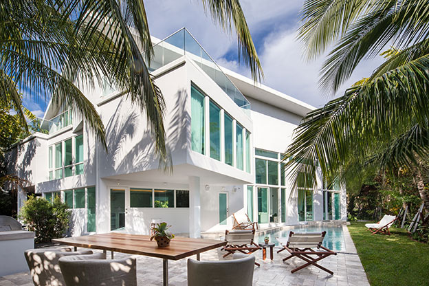 "Modern Architecture Miami the ark"" is a modern estate in miami unlike any other -"