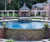 When it comes to swimming pool installation there's only one way to get it right