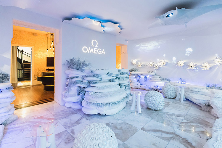 The Magic of OMEGA House in Rio