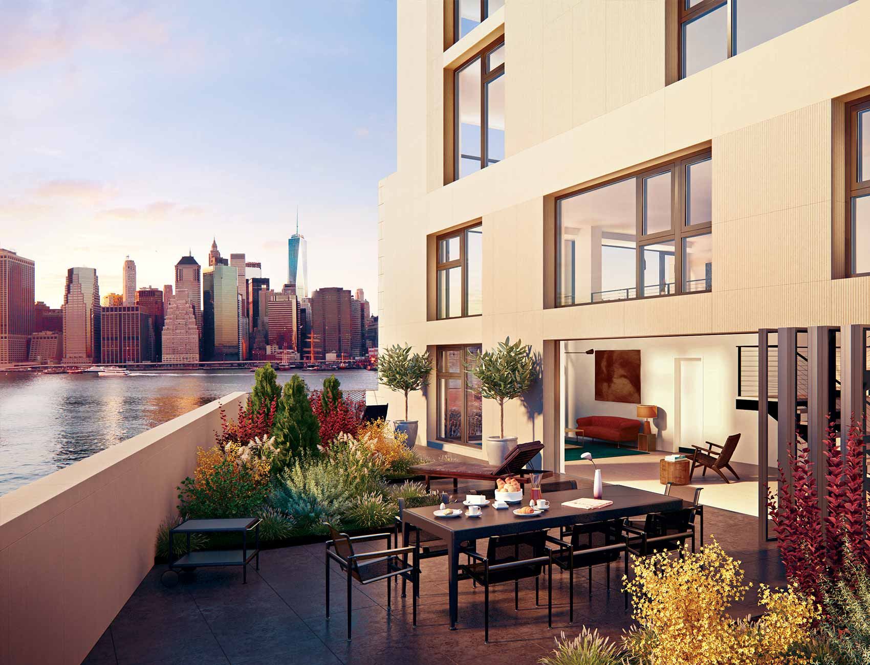Brokers Flock to Brooklyn Bridge Park for First Look inside ...