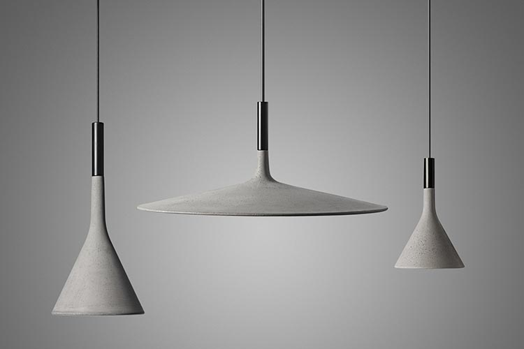 Foscarini Is Back To Debut A New Lamp Version Called Aplomb Large. The  Aplomb Large Takes On A Completely New Form. The Wide, Flattened  Silhouette, ...
