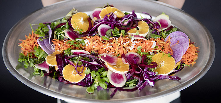 Nordic Nourishment: Health by Color