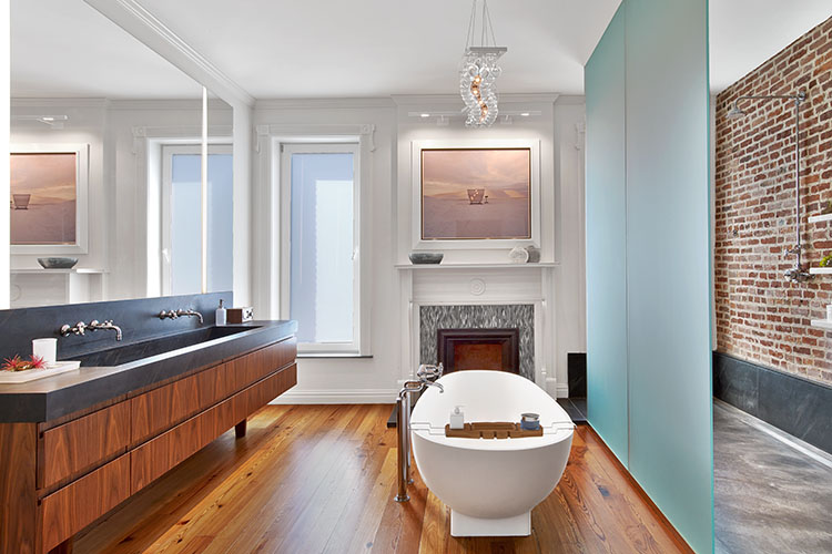 Bricklyn Park Slope Bathroom Aspire Design And Home