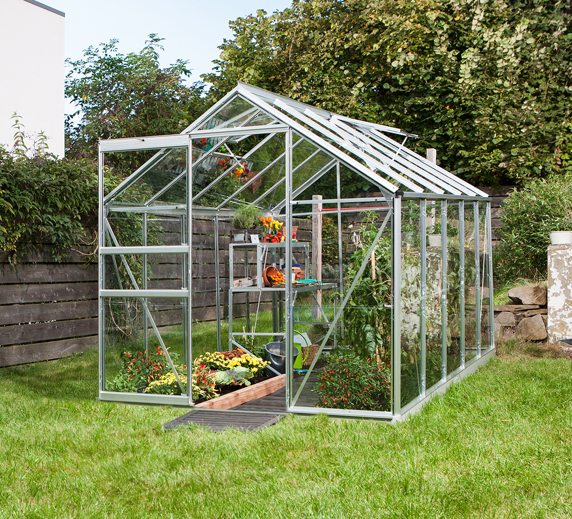 Building A Greenhouse The Different Types