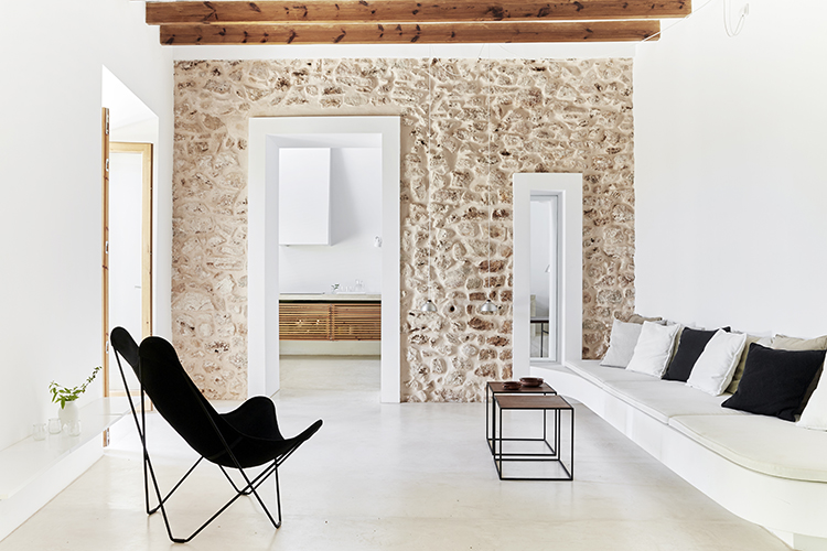 Inner Peace Minimalist Holiday Home Aspire Design And Home