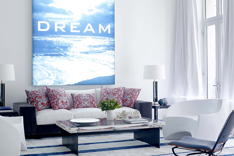 Interior designer, Victoria Hagan unveils new book DREAM SPACES - ASPIRE DESIGN AND HOME