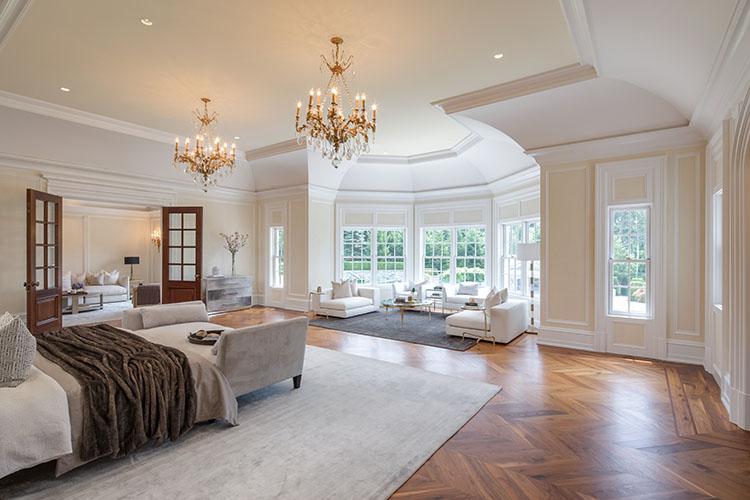 30 000 Sq Ft Luxury Mansion On 6 Acres Of Land In Alpine Nj