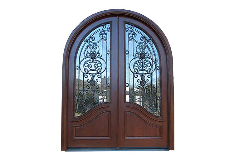 sc 1 st  ASPIRE DESIGN AND HOME & Wrought Iron Door Collection by Grand Door