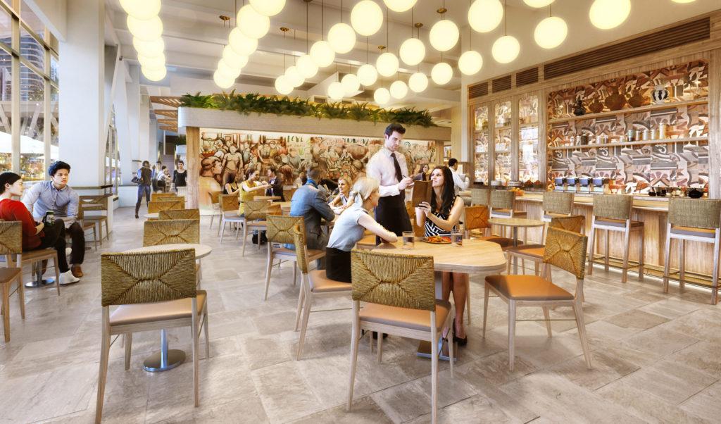 la centrale miami where miami meets a new italian mecca. Black Bedroom Furniture Sets. Home Design Ideas