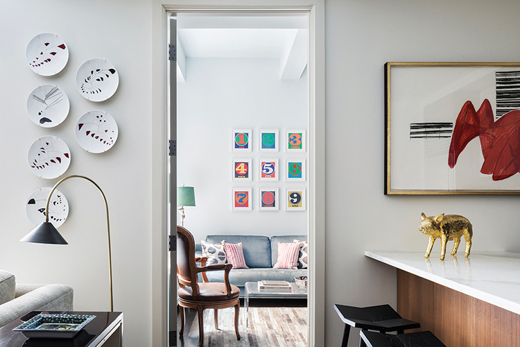 Luck Was On Noah Turkusu0027 Side When He And His Partner Lindsay Weiss Were  Tasked With Redesigning The Interior Of A Young Coupleu0027s One Bedroom  Apartment In ...