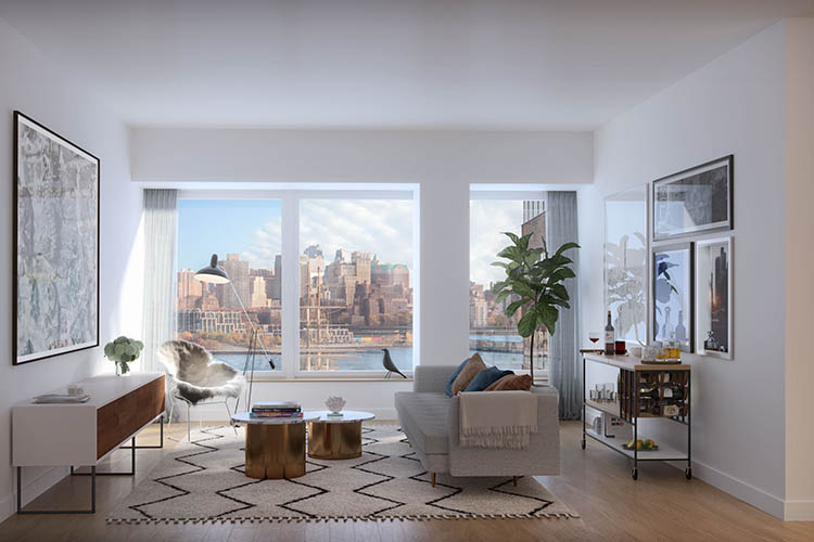 180 water street launches leasing of 11 penthouses for 180 water street 17th floor