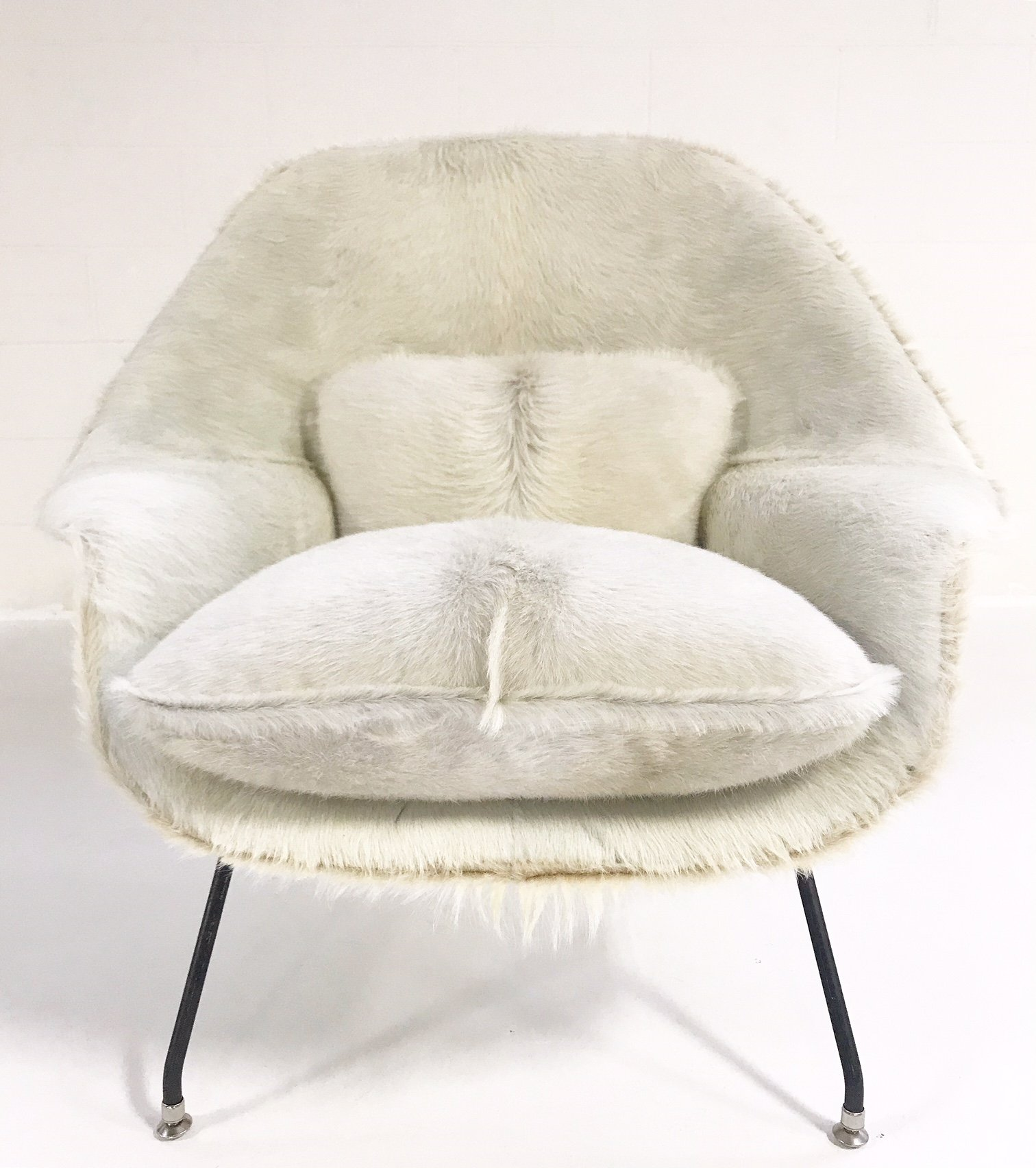 VINTAGE EERO SAARINEN WOMB CHAIR ...