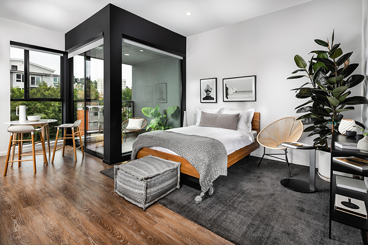The Line Lofts Hollywood California Aspire Design And Home