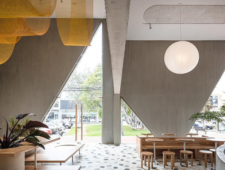 casa masa restaurant interior