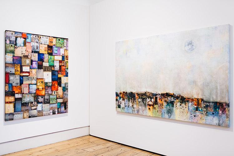 addis fine art exhibit at 1-54 new york