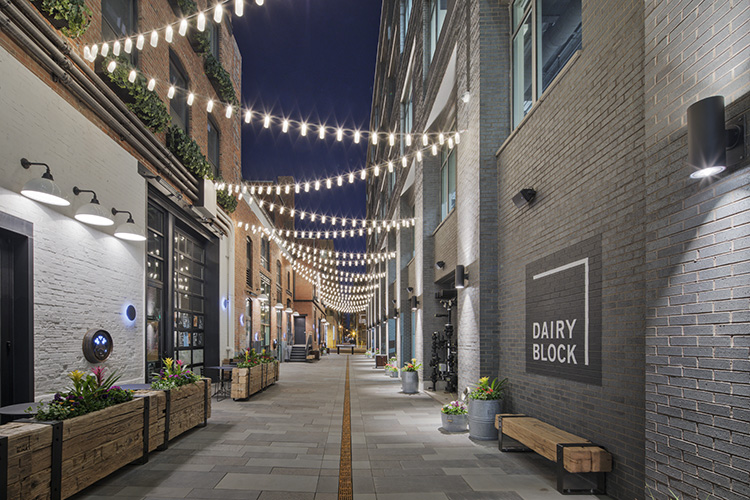 Dairy Block Denver by CRÈME Design