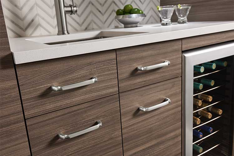 tob knobs grace collection kitchen/bath hardware
