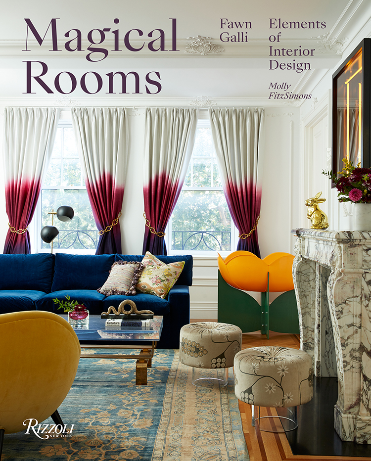 magical rooms cover by fawn galli