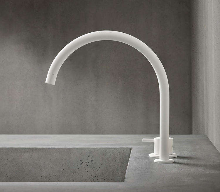 new vola finish to debut at icff