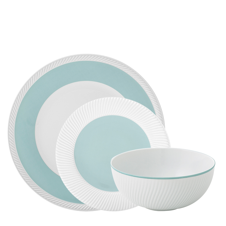 beach house dinnerware
