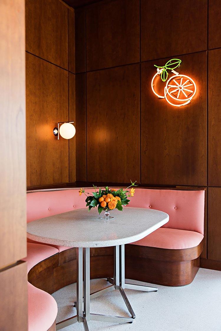 citrus club dewberry hotel charleston SC