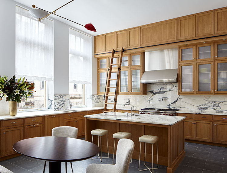 555 west end avenue kitchen