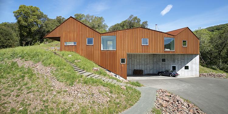 Sonoma Barn home