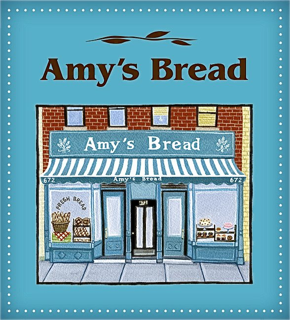 Amy's Bread storefront in Chelsea Market
