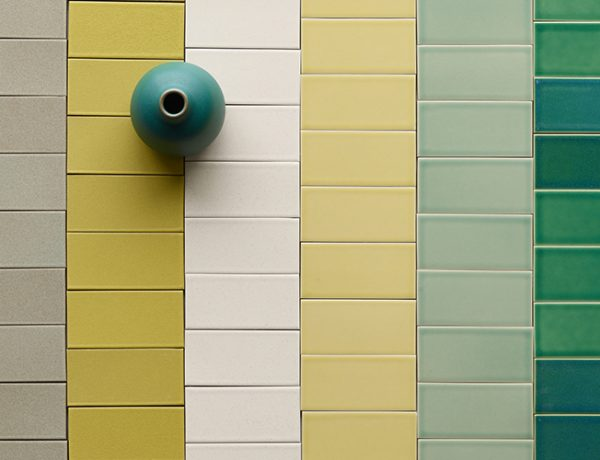 summer color palette tiles