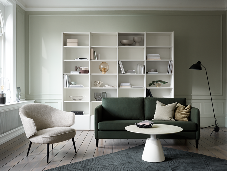 boconcept celebrates 20 years of the indivi sofa