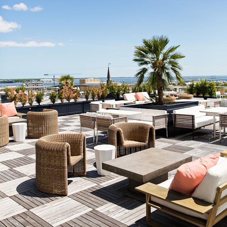 citrus club rooftop bar