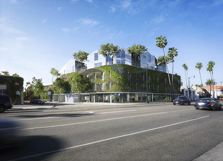 gardenhouse beverly hills development