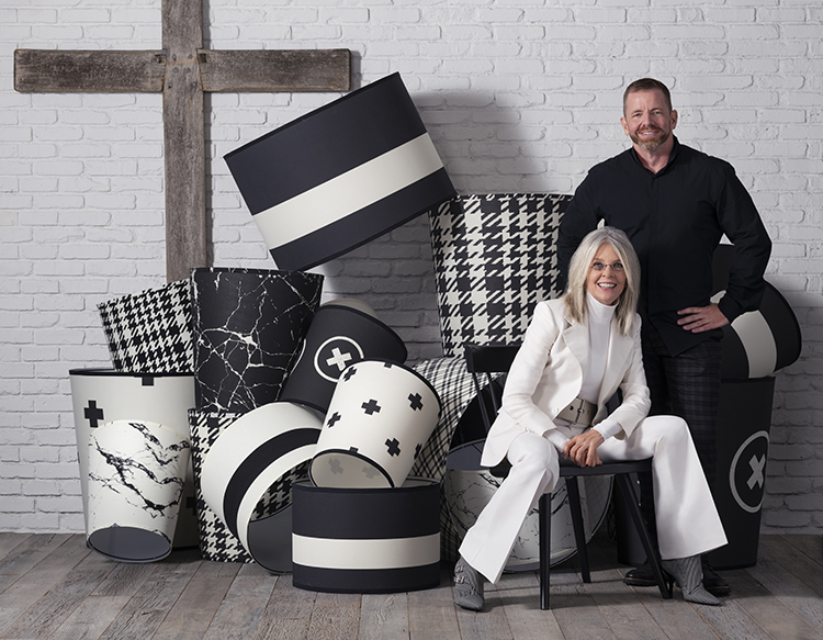 diane keaton for high point fall market