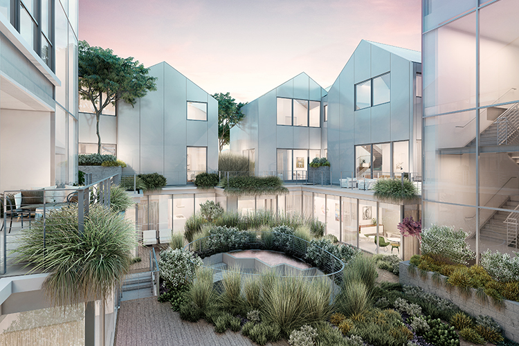 gardenhouse rendering