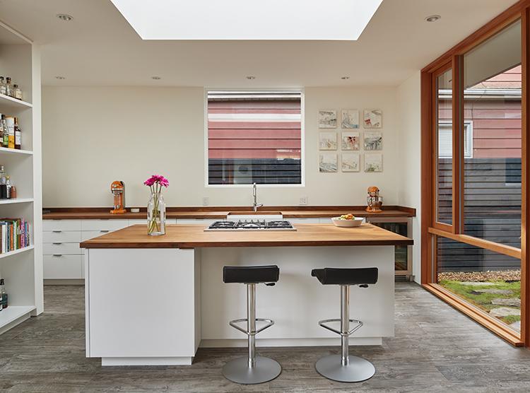 seattle home kitchen