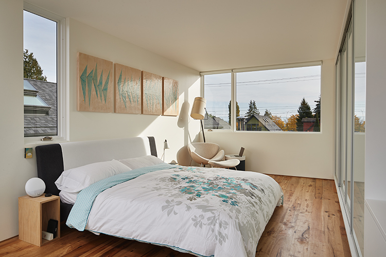 seattle home bedroom