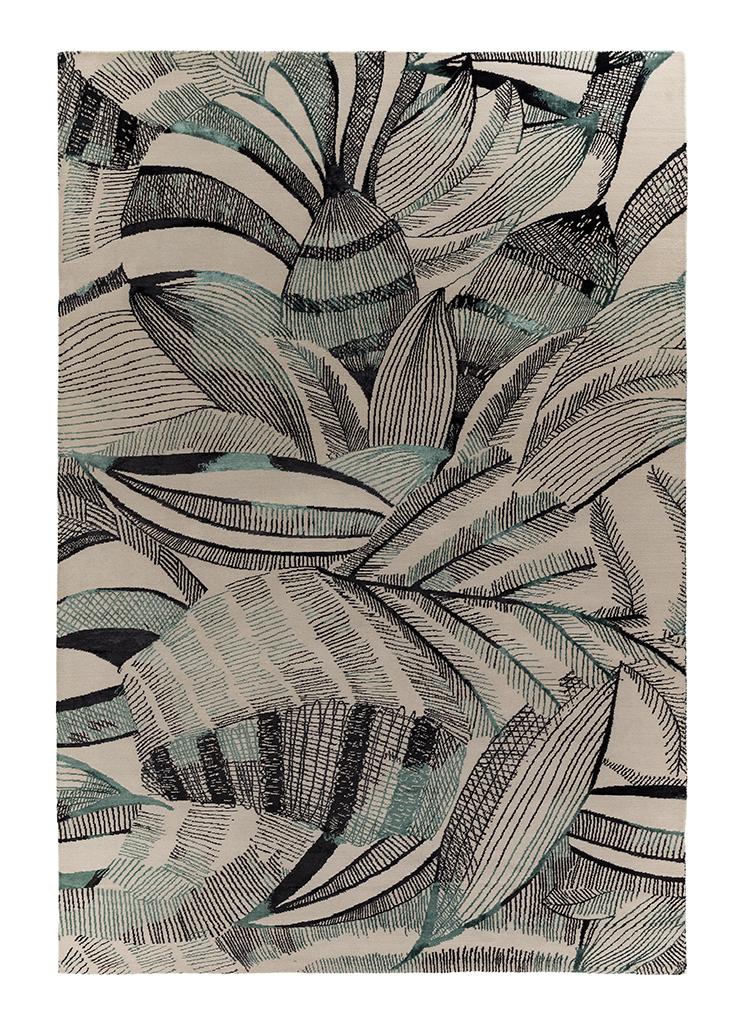 green goods rug