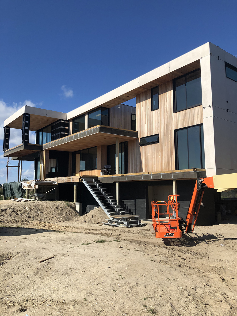 westhampton beach house being built 2019