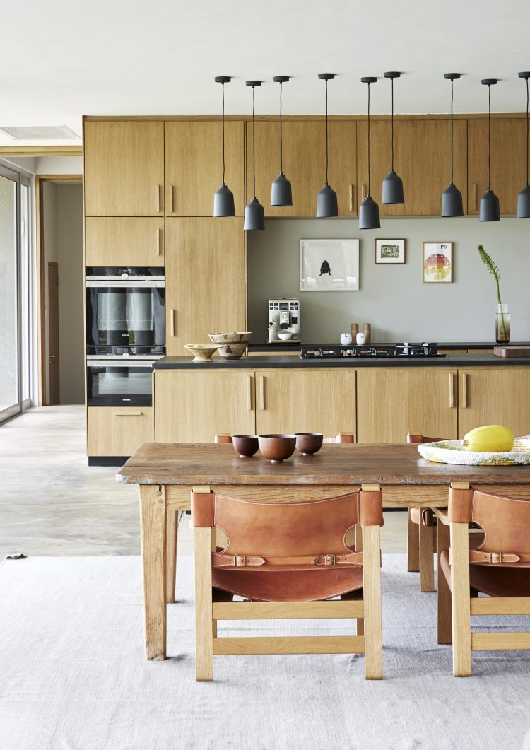 wooden kitchens trend