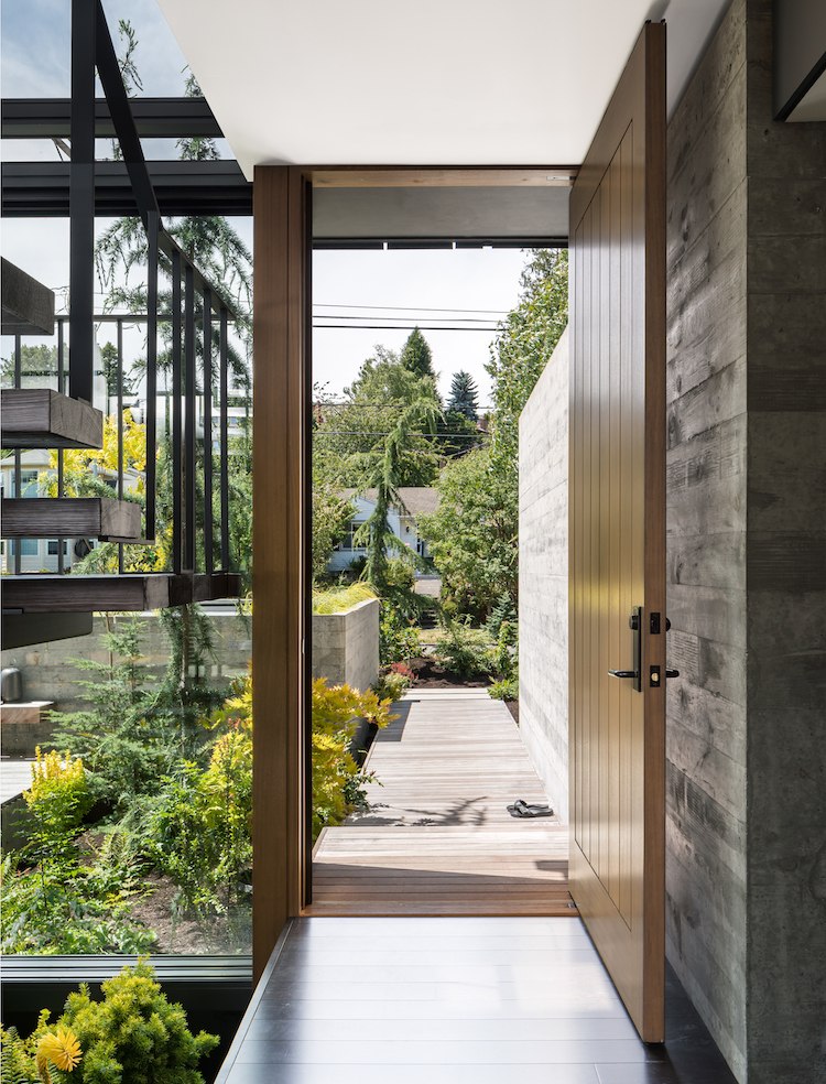 urban seattle home