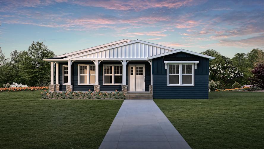 These Self Sustaining Custom Luxury Homes Put The Mod In Modular