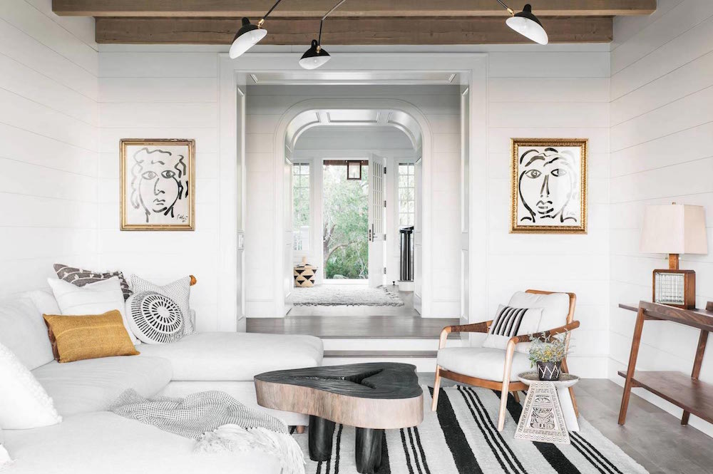 Lovely Traditional Beach House South Carolina Converted Bright Contemporary Home Caandesign 04 Aspire Design And Home