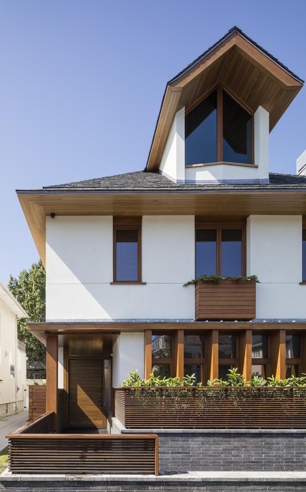 historic brooklyn home exterior